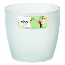 Pot rond spécial orchidée - Brussels - 16 x 15 cm - Transparent - ELHO - Pots ronds - DE-402545