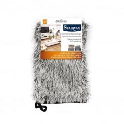 Gant spécial dépoussiérage en microfibres - Surfaces délicates - STARWAX - Chiffon de nettoyage - 1312
