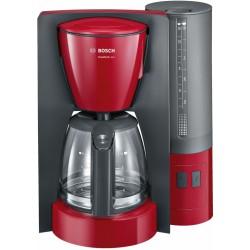 Cafetière à filtre - Comfortline - 1.25 L - 1200 Watts - TKA6A044 - Rouge - BOSCH - Cafetières - TKA6A044