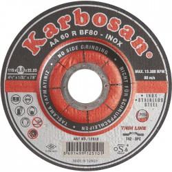 Disque à tronçonner - Pour acier et inox - Faible épaisseur - Diamètre 125 mm - SCID - Disque - SI-186743