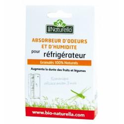 Absorbeur d'odeur et d'humidité pour réfrigirateur - BIO NATURELLA - Désodorisant - DE-503482