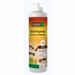 Anti-fourmis - Poudre de diatomée - 100 Grs - SOLABIOL - Traitements Insectes / maladies - DE-254797