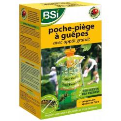 Poche-piège à guêpes avec appâts - BSI - Insectes volants - 408922D