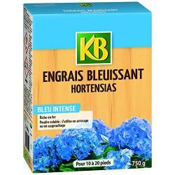 Engrais bleuissant pour hortensias - 750 Grs - KB - Engrais et activateur - 224759D