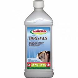 Désinfectant Odorisant Box & Van - Pin des landes - 1 L - SANITERPEN - Hygiène de la maison - DE-365890
