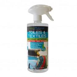 Nettoyant et détachant Toiles et Textiles - 750 ml - GREEN PLAISANCE - Détachant pour textile - DE-627430