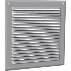 Grille de ventilation classique - Aluminium - 75 x 140 mm - ANJOS - Grille de ventilation - SI-511034