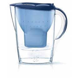 Carafe filtrante - Fill & enjoy Style - Marella - Bleu - 2.4 L - BRITA - Carafes filtrantes et accessoires - DE-150524