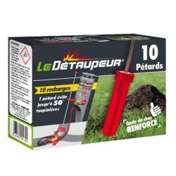Recharge de 10 pétards - Le Détaupeur - MYRIAD - Taupes - 9509008