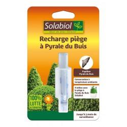 Recharge pour piège contre la pyrale du buis - 1 seringue - SOLABIOL - Insectes volants - DE-254748