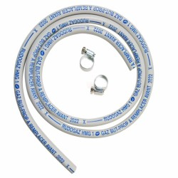 Tuyau flexible pour gaz butane et propane - 1.5 M - FINAGAZ - Tubes et flexibles Gaz - SG14241