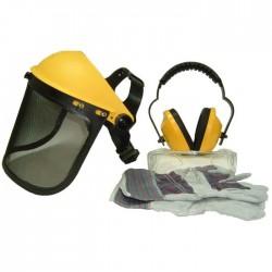 Kit de protection - 4 accessoires - OZAKI - Casques de protection et bouchon - 9102130