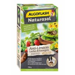 Anti-Limaces, Loches et Escargots - En granulés - 750 Grs - ALGOFLASH - Traitements Insectes / maladies - DE-257493