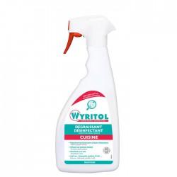 Spray désinfectant et dégraissant - Surfaces alimentaires - 750 ml - WYRITOL - Hygiène de la maison - DE-795609