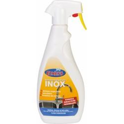 Nettoyant et détartrant pour l'inox - 750 ml - ECNES'S - Entretien des métaux - DE-237214