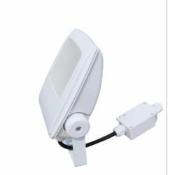 Projecteur Impact IP65 - Blanc - 15 Watts - ECOLUX - Pour l'extérieur - EC4770