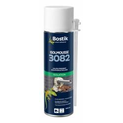 Mousse polyuréthanne expansive - Isolmousse 3082 - 500 ml - BOSTIK - Autres Mastics - DE-462903