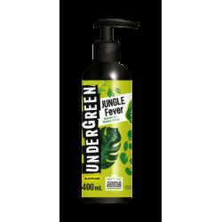 Nutriments Plantes vertes - Jungle Fever - 400 ml - UNDERGREEN - Engrais et activateur - DE-384652