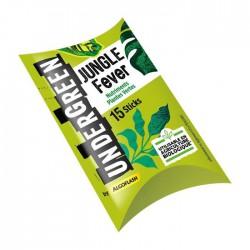 Nutriment plantes vertes - Jungle fever- 15 sticks - UNDERGREEN - Engrais et activateur - DE-385022