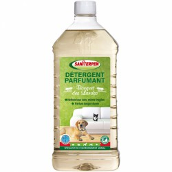 Détergent parfumant - Bouquet des Landes - 1 L - SANITERPEN - Hygiène et entretien animaux - DE-480715