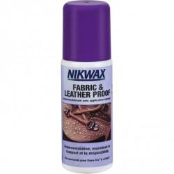 Imperméabilisant pour chaussures tissus et cuir - Fabric & Leather Proof - 125 ml - NIKWAX - Imperméabilisant - 241007N