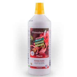 Détergent puissant concentré - Primodeur 3D - 1L - Fleurie - PRIMODEUR - Hygiène de la maison - DE-616342