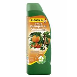 Engrais liquide Orangers et Citronniers - 800 ml - ALGOFLASH - Engrais et activateur - DE-291526
