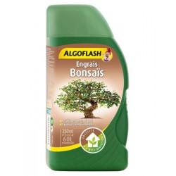 Engrais liquide Bonsaïs - 250 ml - ALGOFLASH - Engrais et activateur - DE-291567