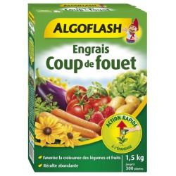 Engrais Coup de Fouet - 1.5 Kg - ALGOFLASH - Engrais et activateur - DE-260753