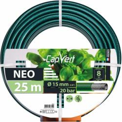 Tuyau d'arrosage Neo 3 couches - 15 x 50 M - CAP VERT - Tuyaux d'arrosage - BR-508621