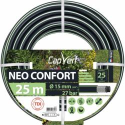 Tuyau d'arrosage Neo confort - 5 couches - 15 x 25 M - CAP VERT - Tuyaux d'arrosage - BR-508679