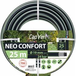 Tuyau d'arrosage Neo confort - 5 couches - 19 x 25 M - CAP VERT - Tuyaux d'arrosage - BR-508682