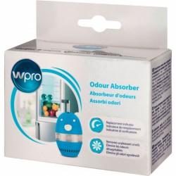 Absorbeur d'odeur pour réfrigirateur - Indicateur de remplacement - WPRO - Désodorisant - DE-687301