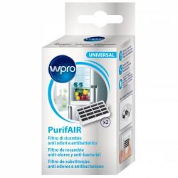 2 Filtres anti-odeurs et anti-bactériens de remplacement - Réfrigérateur et congélateur - WPRO - Hygiène de la maison - DE-79...