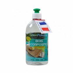 Nettoyant et détachant pour bois composite - 500 ml - GREEN PLAISANCE - Détachant pour textile - DE-627448