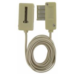 Rallonge téléphonique - Mâle / Femelle - 5 M - DHOME - Téléphonie - BR-408321