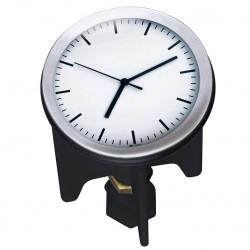 Bouchon clapet de lavabo - Pluggy - Horloge - 4 cm - WENKO - Bouchons / clapets et grilles de vidage - WE207941