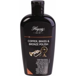 Lotion pour cuivre, laiton et bronze - Copper, Brass & Bronze Polish - 250 ml - HAGERTY - Entretien des métaux - BR-064402