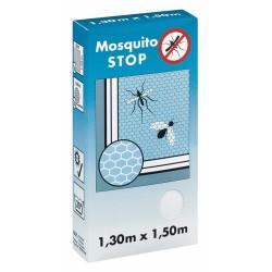 Moustiquaire - Mosquito Stop - 1.3 x 1.5 M - TESA - Insectes volants - DE-200741