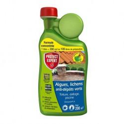 Algues, Lichens et anti-dépôts verts - 1 L - SEKO -  - DE-456624