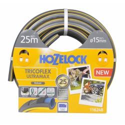 Tuyau d'arrosage - Ultramax - 25 M x 15 mm - HOZELOCK - Tuyaux d'arrosage - 9403004