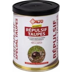 Répulsif Taupes - Bâtonnets - 55 pièces - ALTO - Taupes - BR-992018