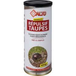 Répulsif Taupes - Granulés - 400 Grs - ALTO - Taupes - BR-992019