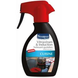 Nettoyant vitrocéramique / induction - 250 ml - STARWAX - Entretien de la cuisine - DE-687699