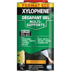 Décapant gel multi-supports - 1 L - XYLOPHENE - Décapants - BR-540252