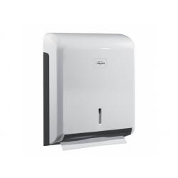 Distributeur papier essuie-mains - ABS - PELLET - Accessoires WC - SI-186227