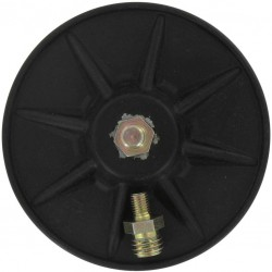 Support auto-agrippant pro - 115 mm - SCID - Disque - BR-044751