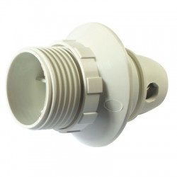 Douille E14 en polyamide ⌀10 mm - 60 Watts - LEGRAND - Douille pour ampoule E14 - BR-825921