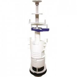 Mécanisme chasse d'eau - à€ tirette interrompable - BBR - REGIPLAST - Mécanisme de chasse - SI-386165