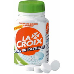 Boîte de 40 pastilles Javel Classiques - LACROIX - Hygiène de la maison - 105802E